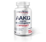 AAKG (Arginine AKG) Capsules 120 капсул от Be First
