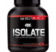 Isolate (Gluten Free) 1360г от Optimum Nutrition