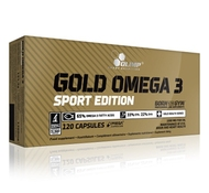 Gold Omega 3 Sport Edition (120 капс)