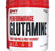Performance Glutamine (300 гр.) SAN