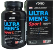 Ultra Men's Sport ( 90 каплет) от VPLab